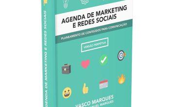 Agenda de Marketing e Redes sociais